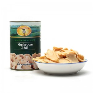 Factory directly Shiitake Mshroom In Metal Bucket - Canned King Oyster Mushroom – Excellent Company