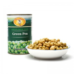 Factory Price For Canned Lychee - Canned Green Pea – Excellent Company
