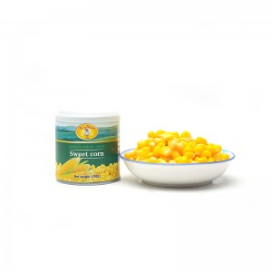 Factory Price For Canned Lychee - Canned Sweet Corn 170G – Excellent Company