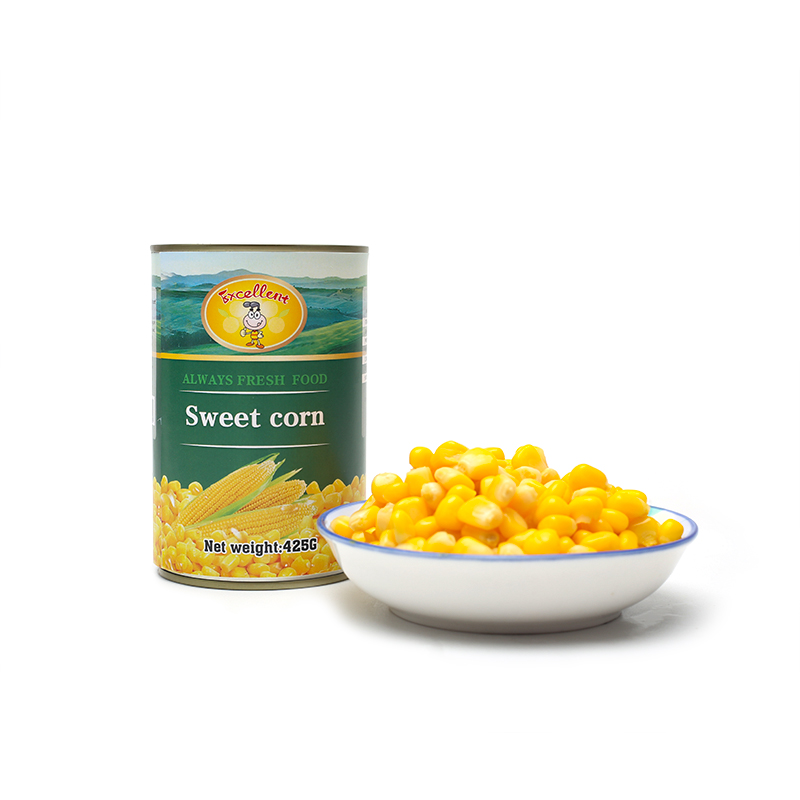 Big Discount Brine Mushroom In Barrel - Canned Sweet Corn 425G – Excellent Company
