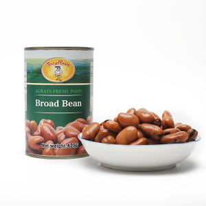 Reasonable price Canned Piece Mushroom - Canned Broad Bean – Excellent Company