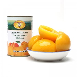 Best quality Mushroom Canned - Canned Peach Halves – Excellent Company
